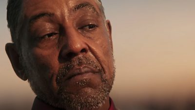 Giancarlo Esposito's character in Far Cry 6