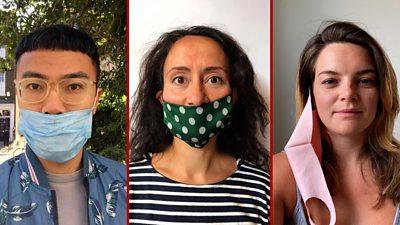 Mask wearers