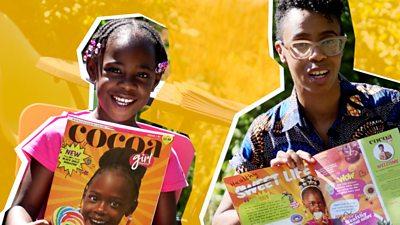 Faith and Serlina Boyd, Cocoa Girl founders