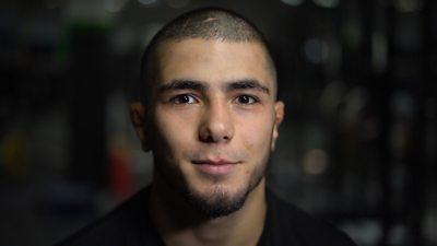 Muhammad Mokaev