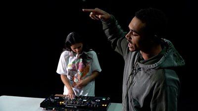 Rapper and DJ