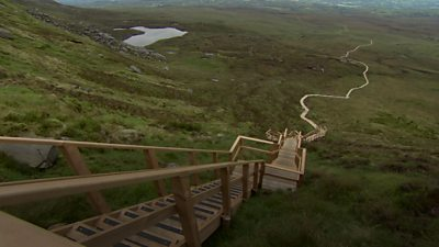 Cuilcagh boardwalk