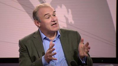 Lib Dem leadership: Ed Davey on opinion poll rating
