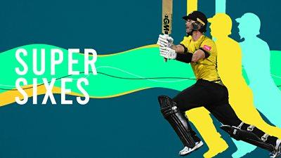 T20 Blast: Watch Ian Cockbain smash seven sixes on way to 84