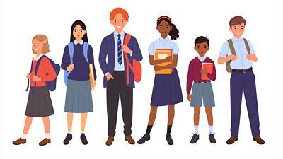 School uniform charity