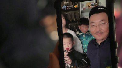 Chen Li Bao, Kuaishou streamer
