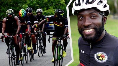 Mani - Black cyclist network founder