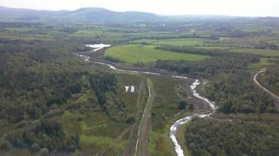 Saving Cumbria's plastic-lined river thumbnail