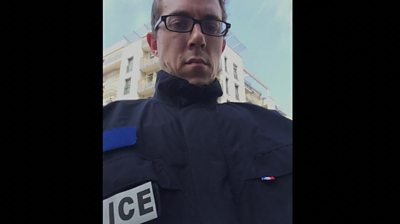 French journalist Valentin Gendrot describes the two years he spent undercover as a French police officer.