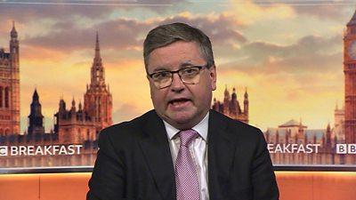 Robert Buckland: Government working on court backlog thumbnail