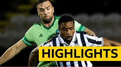 Highlights: St Mirren 1-2 Celtic