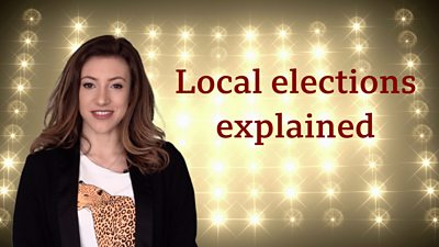 Last year only one in three people used their vote. So what are the local elections all about?
