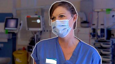 Nurse - Hannah Hellawell