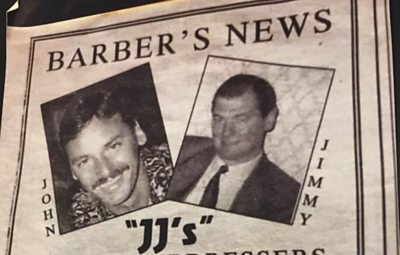 Barber John Ritson is urging people to stay safe after his friend Jimmy succumbed to coronavirus.