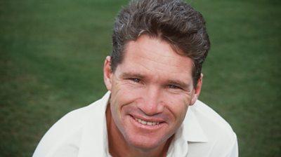 Dean Jones Audacious Australian Cricketer Who Captivated A Generation Bbc News