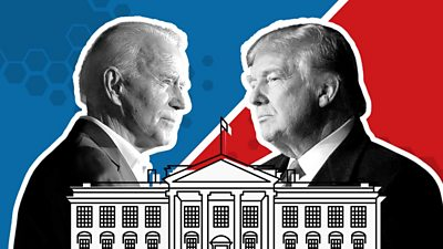 As Donald Trump and Joe Biden face off in the 2020 US Election, Newsround explains all you need to know.