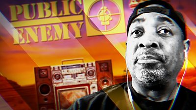 Newsnight's Kirsty Wark sits down with Public Enemy's Chuck D to talk about racism in the US, Black Lives Matter and the US Presidential election.