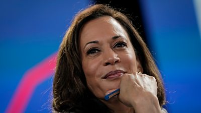 VP debate: Who is Kamala Harris?