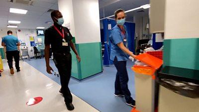 A&E, East Surrey Hospital