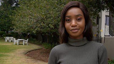 Portrait shot of Michelle Lima