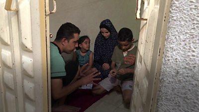 Gazans struggle with pandemic and blockade