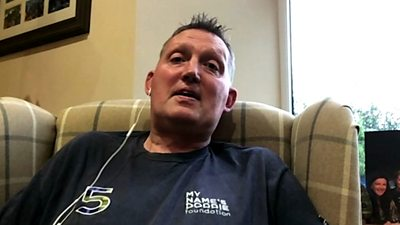 Rugby legend Doddie Weir gives an update on his condition living with MND ahead of a BBC documentary.