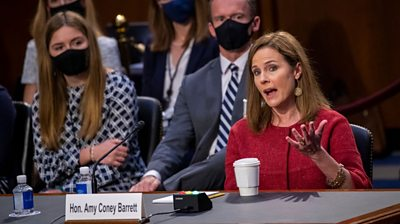 Amy Coney Barrett hearing
