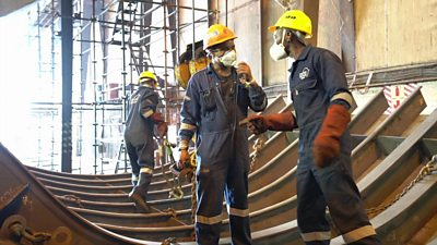 Shipbuilders in South Africa
