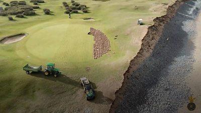 The Royal North Devon Gold Course