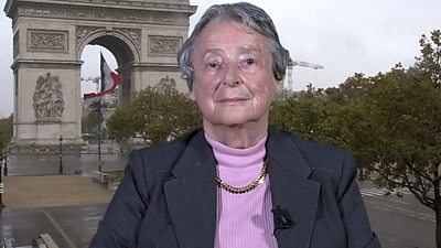 Dominique Schnapper, president of the Council of Elders for Secularism