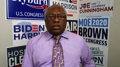 Jim Clyburn, House majority whip