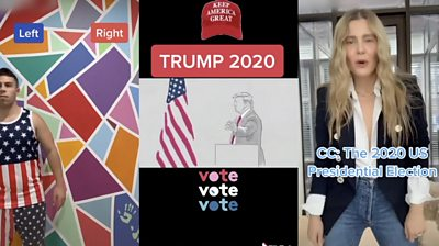 US Elections - Do you need a TikTok hype house to win the White House?