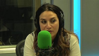 Luciana Berger, who resigned from Labour after suffering anti-Semitic abuse, is asked whether she thinks Jeremy Corbyn is anti-Semitic.