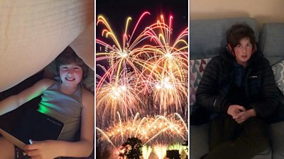 Joe has autism and doesn't like fireworks – but his mum and an autism charity have some tips to help.