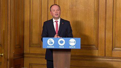 NHS CEO Sir Simon Stevens