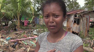 Dana Williams Moore, Nicaragua resident