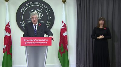 A new set of national measures is replacing the firebreak restrictions in Wales from Monday.