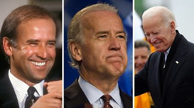 It is third time lucky for Democrat Joe Biden, who has won the race to become the US president.