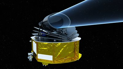 Artwork: Ariel space telescope