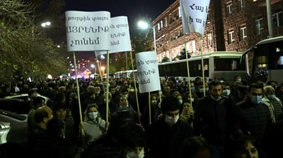 Yerevan protests