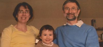 Eleanor lost her mum when she was three, but has been helped by bereavement counselling.