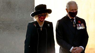 Prince Charles, and Camilla, Duchess of Cornwall