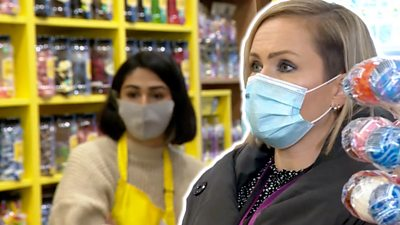 Coronavirus: Marshals help explain lockdown rules
