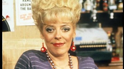 Julie Goodyear as Bet Lynch