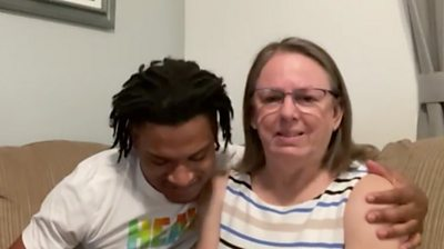 Jamal and Wanda