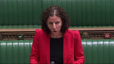 Labour's Shadow chancellor Anneliese Dodds