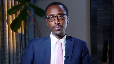 Gedion Timothewos, Ethiopia's attorney general