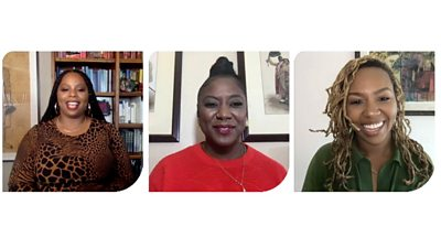 Three founders of Black Lives Matter