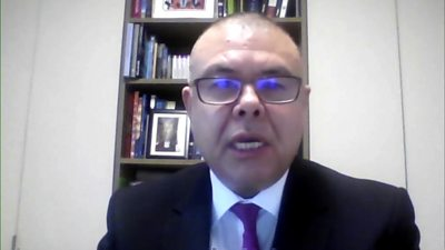 Prof Jonathan Van-Tam