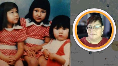 """Canada's """"Sixties Scoop"""" saw thousands of indigenous children forcibly removed from their families."""